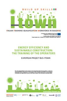 iTown - Italian training qualification workforce in building